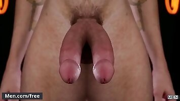 Two Hunk's (Darin Silvers) And (Jack Hunter) Explore Each Other Dick's - Men.com